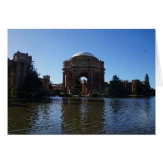 San Francisco Palace of Fine Arts #4 Card
