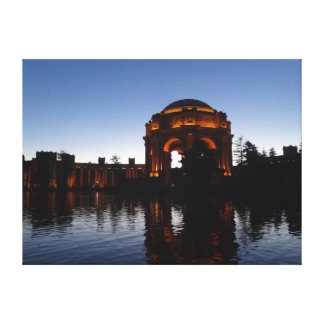 San Francisco Palace of Fine Arts  Canvas