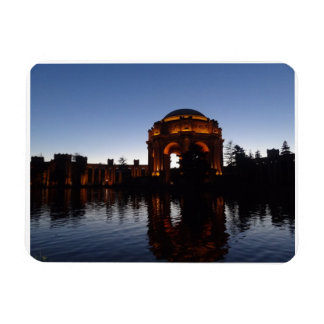 San Francisco Palace of Fine Arts Photo Magnet