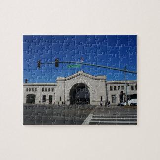 San Francisco Pier 1 #2 Jigsaw Puzzle