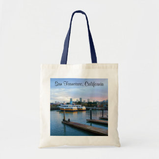 San Francisco Pier 39 #2-3 Tote Bag