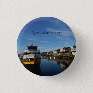 San Francisco Pier 39 #6 Pinback Button