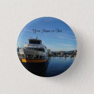 San Francisco Pier 39 #7 Pinback Button