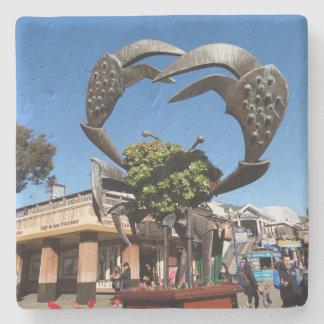 San Francisco Pier 39 Crab Statue Coaster