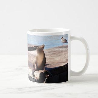 San Francisco Pier 39 Sea Lion Mug