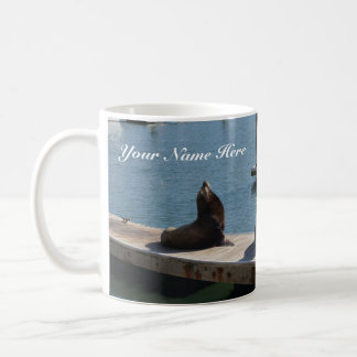 San Francisco Pier 39 Sea Lions #3 Mug