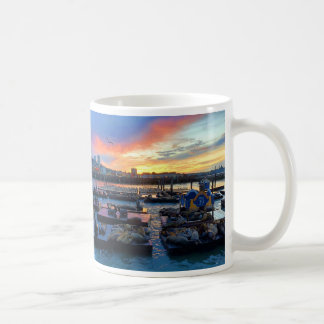 San Francisco Pier 39 Sea Lions #8 Mug