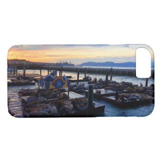 San Francisco Pier 39 Sea Lions #9 iPhone 8/7 Case