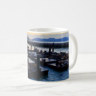 San Francisco Pier 39 Sea Lions #9 Mug