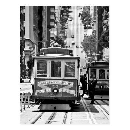 SAN FRANCISCO POSTCARDS