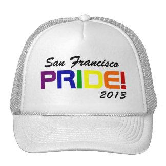 San Francisco Pride 2013 Cap