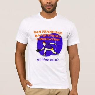 San Francisco Racquetball Assoc T-Shirt