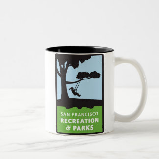 San Francisco Recreation and Parks Coffee Mug