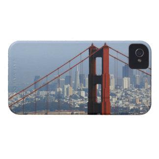 San Francisco seen trough Golden Gate Bridge. Case-Mate iPhone 4 Cases