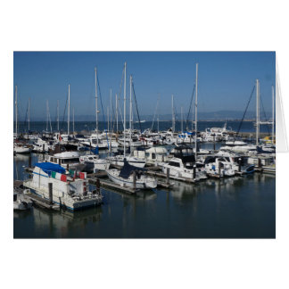 San Francisco Ships #2 Card