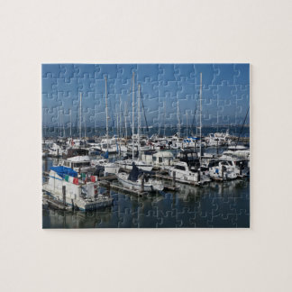San Francisco Ships #2 Jigsaw Puzzle