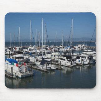 San Francisco Ships #2 Mousepad