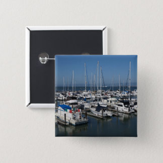 San Francisco Ships #2 Pinback Button