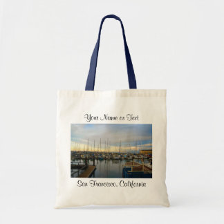 San Francisco Ships #3 Tote Bag