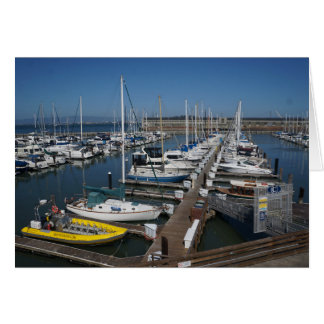 San Francisco Ships Card