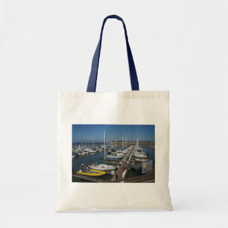 San Francisco Ships Tote Bag