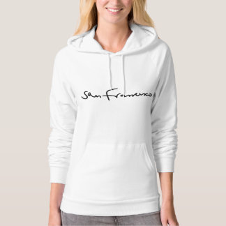 San Francisco Signature Hooded Sweatshirt