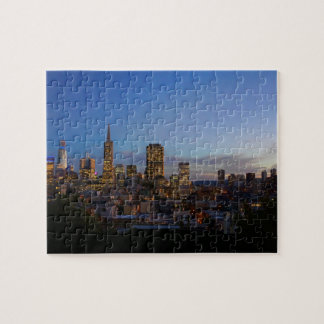 San Francisco Skyline #3 Jigsaw Puzzle
