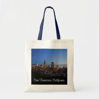 San Francisco Skyline #3 Tote Bag