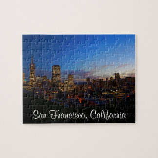 San Francisco Skyline #4 Jigsaw Puzzle