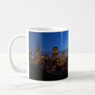 San Francisco Skyline #4 Mug