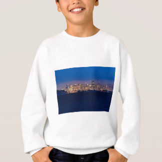 San Francisco Skyline at Dusk Sweatshirt