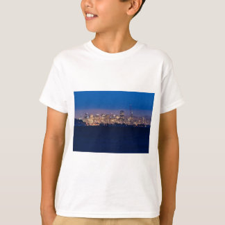 San Francisco Skyline at Dusk T-Shirt