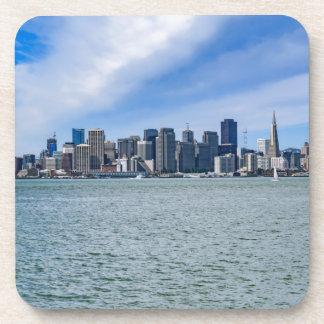 San Francisco Skyline Coasters