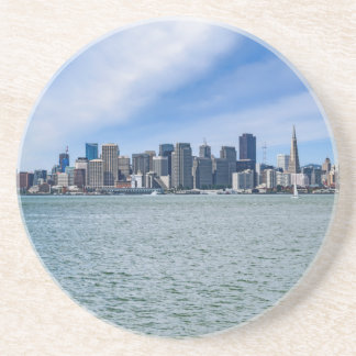San Francisco Skyline Drink Coaster