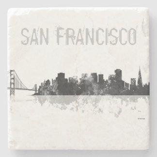 SAN FRANCISCO SKYLINE - Stone Drinks Coaster