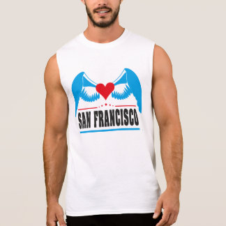 San Francisco Sleeveless Shirt