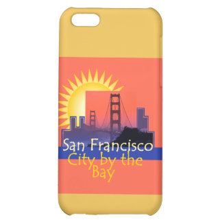San Francisco Speck Case Cover For iPhone 5C