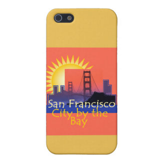 San Francisco Speck Case iPhone 5 Case