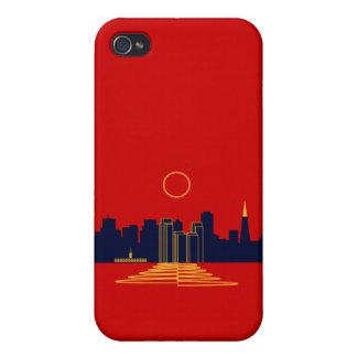 San Francisco Sunset iPhone 4/4S Case
