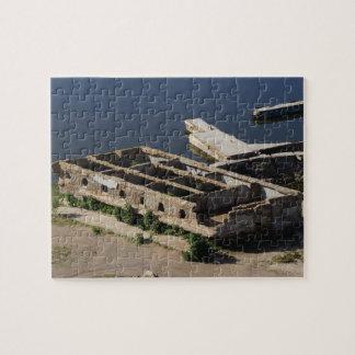 San Francisco Sutro Baths Ruins #2 Jigsaw Puzzle