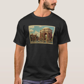 San Francisco T-shirt Palace Fine Arts Vintage