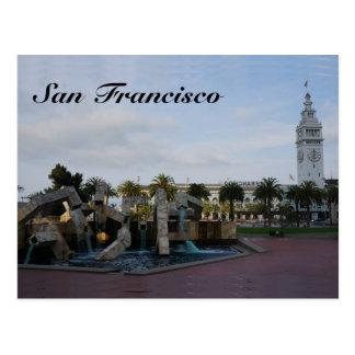 San Francisco The Embarcadero Postcard