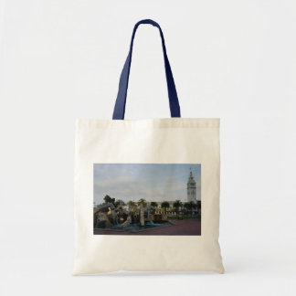 San Francisco The Embarcadero Tote Bag