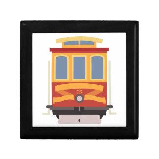 San Francisco Trolley Gift Box