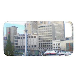San Francisco Union Square #5 iPhone 8/7 Case