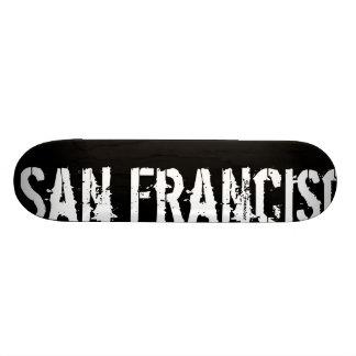 San Francisco - Urban Style - Skateboard