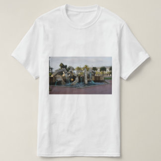 San Francisco Vaillancourt Fountain #2 T-shirt