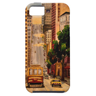 San Francisco Van Ness Cable Car iPhone 5/5S Cases