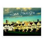 San Francisco Vintage Photo Postcard