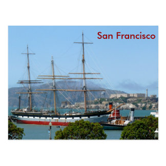San Francisco Waterfront and Bay Postcards